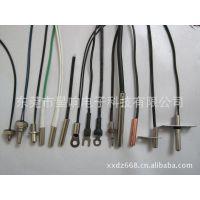 供应热敏电阻/NTC/带壳头温度传感器热敏电阻5KΩ±1%-3950