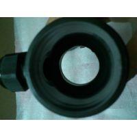 石英加热管胶头,采用黑胶,耐高温,外观精美,耐腐蚀