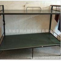 2015年替代实木塑料床板环保抗阻燃宿舍床板PVC塑料防虫床板耐用