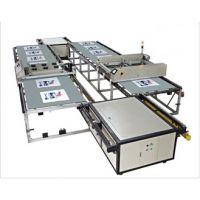 厂家直供SPT自动台板印花机 跑台丝印机 皮革箱包印刷机 烟洒盒印刷机