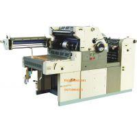 供应6开单色国产打码胶印机报价操作配件