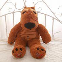 超低价供应欠揍熊1.2米玩具熊(我的野蛮女友之***爱)娃娃批发
