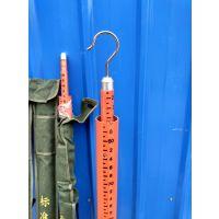 金淼牌轻型测高杆规格 绝缘测距杆价格 金淼电力生产销售