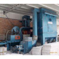 电梯结构件专用抛丸机 辊道通过式除锈抛丸机 盐城龙特专业生产