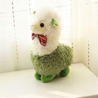 吉祥物公仔填充毛绒玩具动物羊驼 厂家专业设计生产企业公仔
