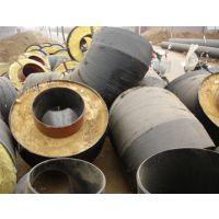 盛邦牌高温预制直埋发泡聚氨酯保温管厂家预制价格