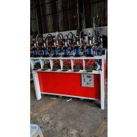 厂家单工位滑动式液压冲孔设备十工位铝型梅花冲孔机