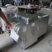 年糕切片机 山东厂家供应统厨牌YQC1000型糕点切片机