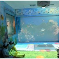 河南郑州多点触控软件,正投虚拟互动游戏,亲子互动涂鸦- 一笔一画