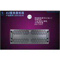 供应登世ED410L65 4U 机架式服务器机箱 工控机箱 深度65cm