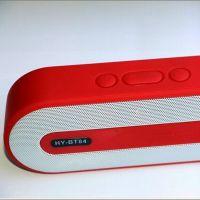 一件代发 新款 回型针蓝牙音箱BT84 插卡音箱 蓝牙小音箱 音响