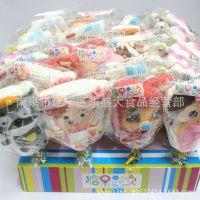 糖果总动员 喜洋洋棉花糖 一盒35g*32根 一箱4盒