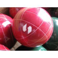 厂家直销高品质的树脂草地球,环保耐用,做工精细(Bocce Ball)