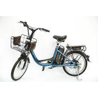 飞锂/FLIVE电动车锂电池自行车 时尚助力车48V20寸低温快充锂电池单车 新品预售款 蒙娜丽莎