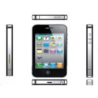 3.5英寸电信 移动联通 双模双卡/苹果4S 风格双卡双待智能手机