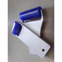 特价供应硅胶粘尘滚筒  硅胶粘尘滚轮有各种颜色规格齐全