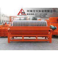 华邦供应永磁材料设备 云南滚筒式磁选机 文山州强力干式磁选机