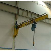 厂家直销小型悬臂吊DZQ型墙壁吊机加工工作运用灵活工作轻松1吨