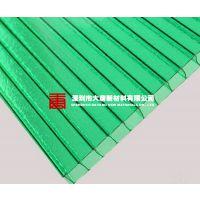 批发汕头4-12毫米茶色pc阳光板|汕尾pc中空板价格|车棚阳光板
