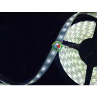 批发5050灯带5M60灯SMD滴胶防水店面LED装饰灯条 12V1米60灯厂家