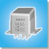 陕西中盛凯捷电子科技有限公司供应军品165混合延时继电器 4JS55-2
