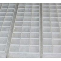 定制PP除雾器厂家 安平上善 圆形方形 PP/聚丙烯标准型丝网 DN600-6000 价格优惠
