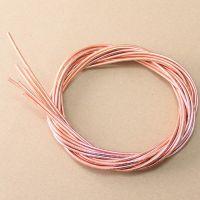 供应不锈钢长条弹簧线金属软管USB不定型扁线管辰瑞厂家直销