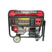 天热备用家用汽油发电机
