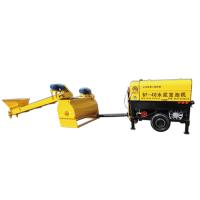 地暖施工设备-水泥发泡机