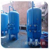 固始县非标定做出水口大流量碳钢机械过滤器中水回用水处理设备番禺清又清直销