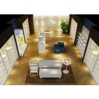 定制俊翔商铺卖场设计效果图纸方案整体展示空间布局规划家具产品设计
