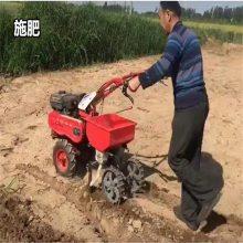 汽油微耕机 小型松土机 润华定制耕整机