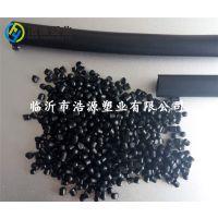 山东耐低温全新料 耐寒PVC套管颗粒 耐低温-40℃ 挤出表面光滑 无麻点