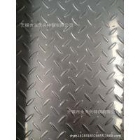【无锡热销】 热镀锌花纹板、无锡热轧板、扁豆型防滑板卷板