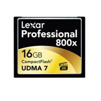 雷克沙 lexar CF 16G 800X 高速卡 佳能 尼康 单反相机存储卡