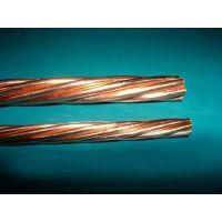 365天厂家直销镀钢绞线全国发货 铜包钢绞线厂家 专业生产只有北京国电