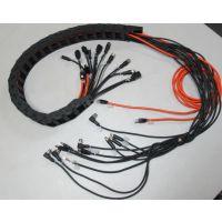 非标自动化拖链电缆组件(传感器插头)