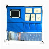 北京厂家定制全能挂袋 寝室收纳袋 学生床头挂袋 收纳挂袋