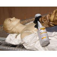 化学战剂皮肤洗消液