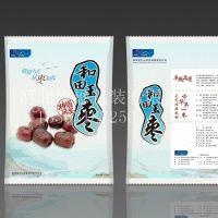 供应大枣自动复合包装卷膜 500g红枣包装袋卷膜优质批发商