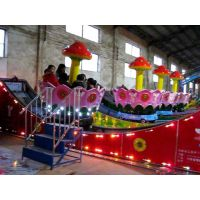 儿童游乐设备弯月飘车 铭扬游乐专业生产