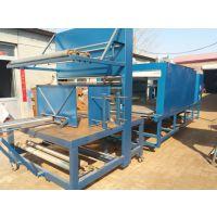 专业生产岩棉板包装机 发泡水泥包装机 套膜纸箱包装机