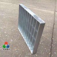 云南不锈钢格栅沟盖 昆明不锈钢格板 厂家定做规格全价格低