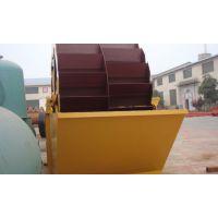 XS洗砂机是洗选设备中的轮斗式洗沙设备