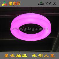休闲室内发光家具  LED发光装饰 LED家用照明灯具 天花板装饰吊灯