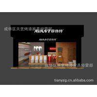 展示柜展柜烤漆展柜中纤板亚克力实木板加工厂