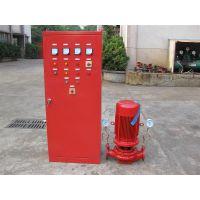 55kw消火栓泵卖多少钱/喷淋泵型号XBD8.2/40-100-250AL增压泵