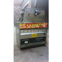 低价促销自动油条机 商用小型油条机全自动燃气炸锅