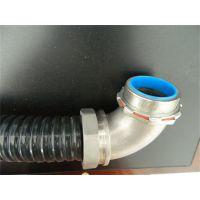 陕西厂家生产销售M25*1.5导线管防水接头,电气配套软管接头