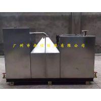 湛江智能气浮式隔油器/油水分离设备/隔油提升装置